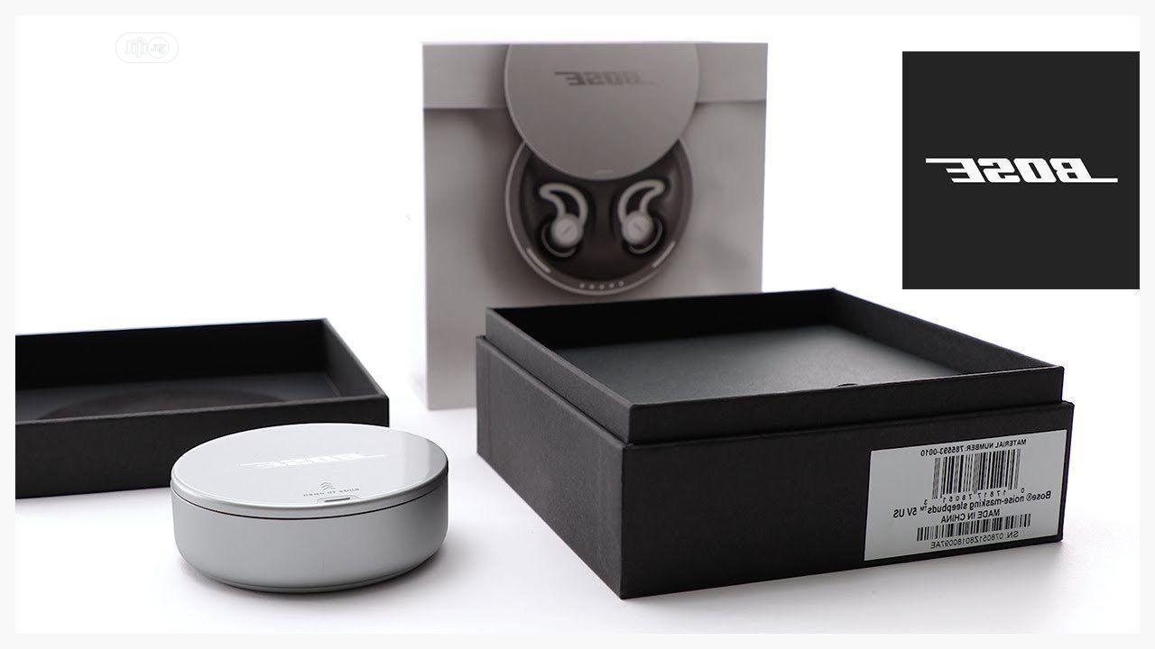 Bose Sleepbuds Wireless Noise Masking | Accessories for Mobile Phones & Tablets for sale in Ikeja, Lagos State, Nigeria