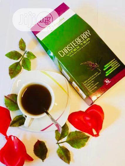 Chasteberry Vitex Tea