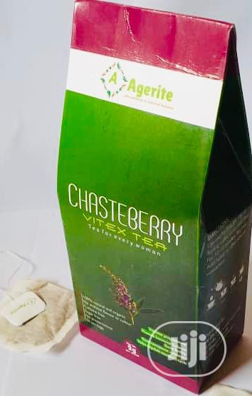 Chasteberry Vitex Tea | Vitamins & Supplements for sale in Ojodu, Lagos State, Nigeria