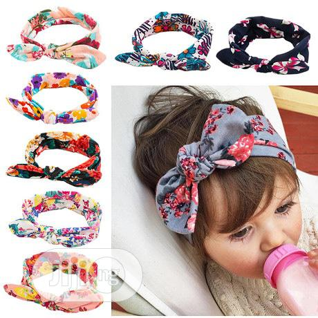 Baby Flower Hair Band