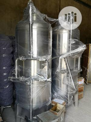 Filtration Tanks For Water Treatment | Manufacturing Equipment for sale in Lagos State, Ikeja