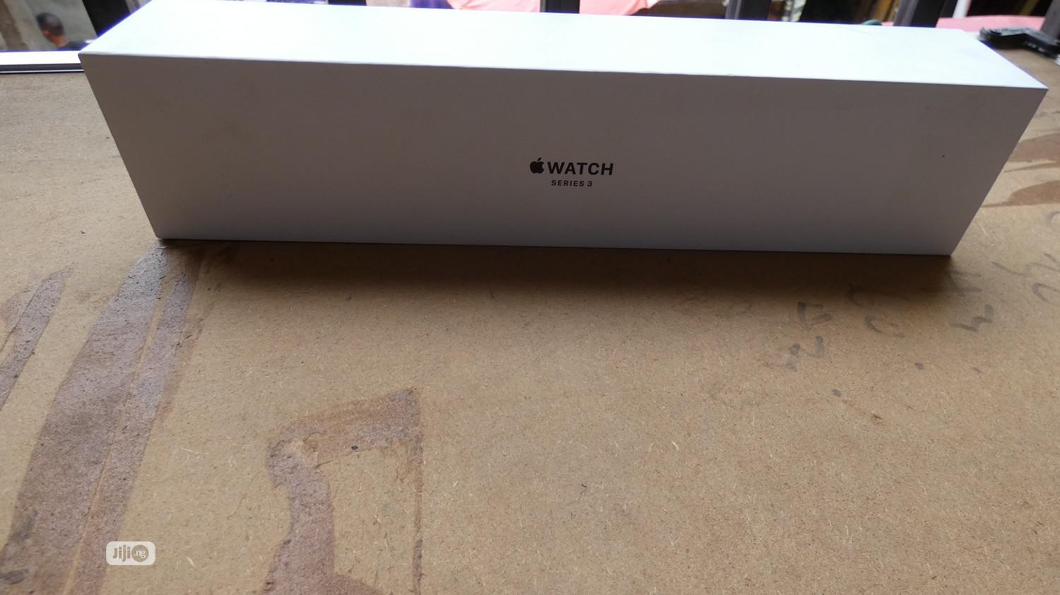 Apple Iwatch Series 3 | Smart Watches & Trackers for sale in Ilorin West, Kwara State, Nigeria
