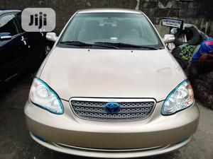 Toyota Corolla 2007 1.6 VVT-i Gold   Cars for sale in Lagos State, Apapa