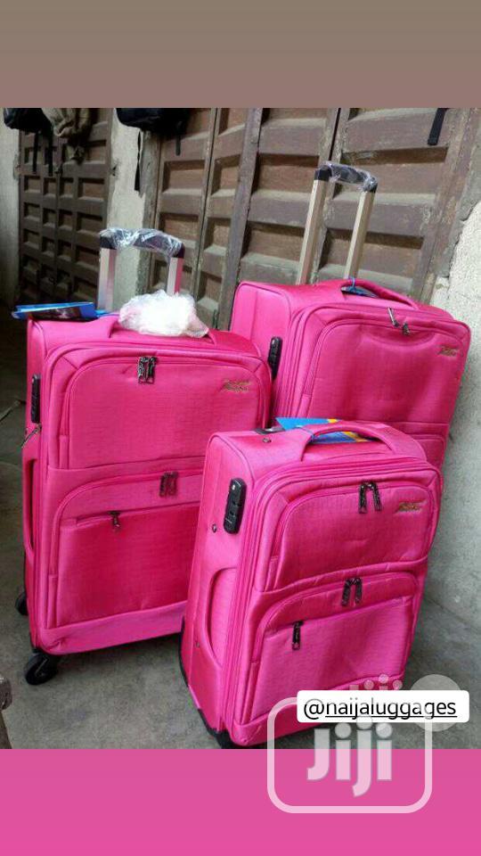 3 Set Travel Luggage