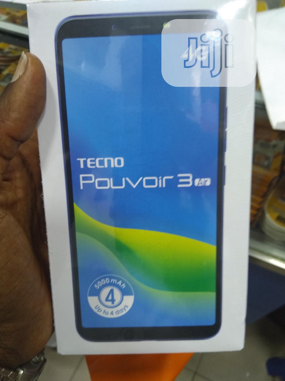 New Tecno Pouvoir 3 Air 16 GB Gold