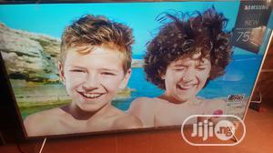 """Slimnest 75"""" Samsung Premium UHD 4K HDR Smart TV   TV & DVD Equipment for sale in Lagos State, Ojo"""