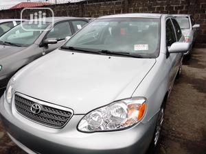 Toyota Corolla 2007 1.6 VVT-i Silver   Cars for sale in Lagos State, Apapa