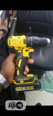Dewalt 18volts Battery Drill | Electrical Tools for sale in Lagos State, Ojo