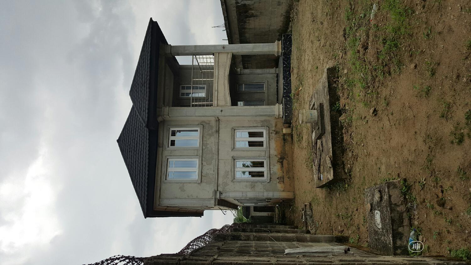 Archive: 95% Completed 5 Bedroom Deterched Duplex For At Voera Estate Arepo