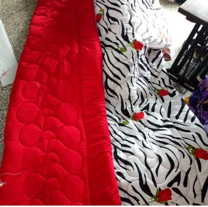 Beddings Set of Bedsheets and Duvet