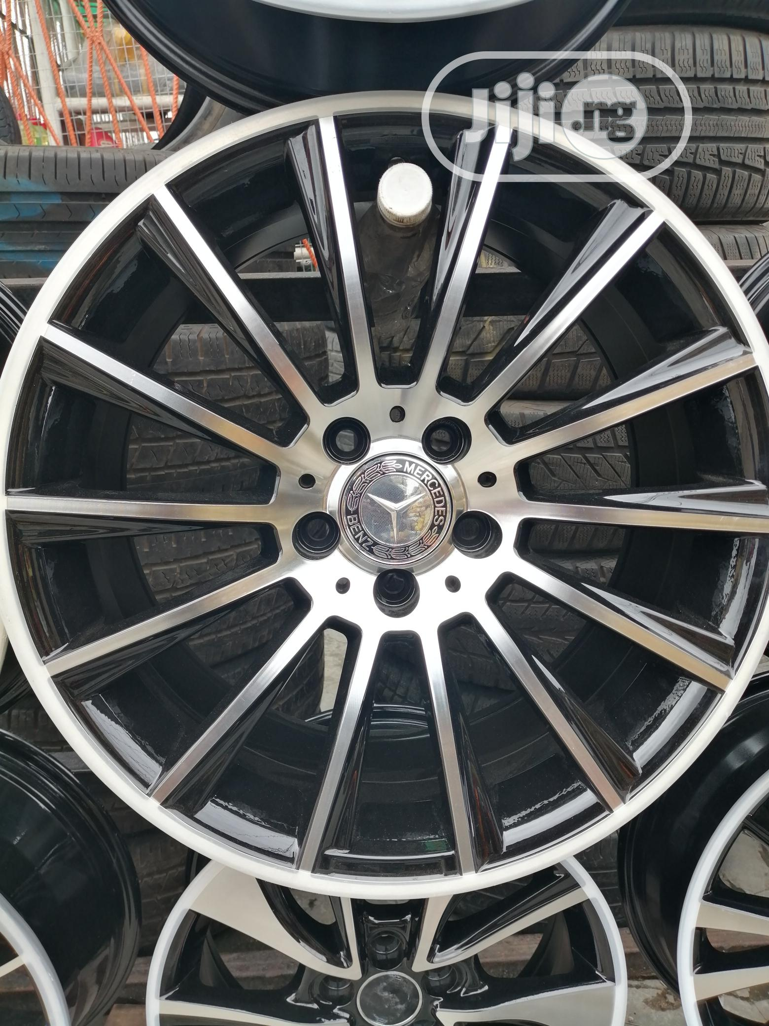 Archive: GLK 350 RIM 19 Black And Pencil Stainless Mercedes Benz