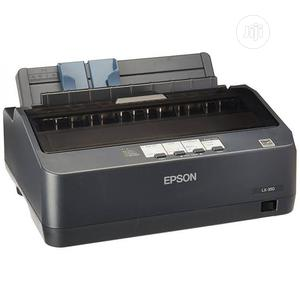 Epson LQ-350 Dot Matrix Black White Printer   Printers & Scanners for sale in Lagos State, Ikeja