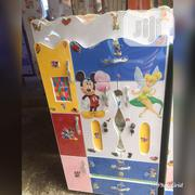 Character Wooden Baby Wardrobe   Children's Furniture for sale in Lagos State, Surulere