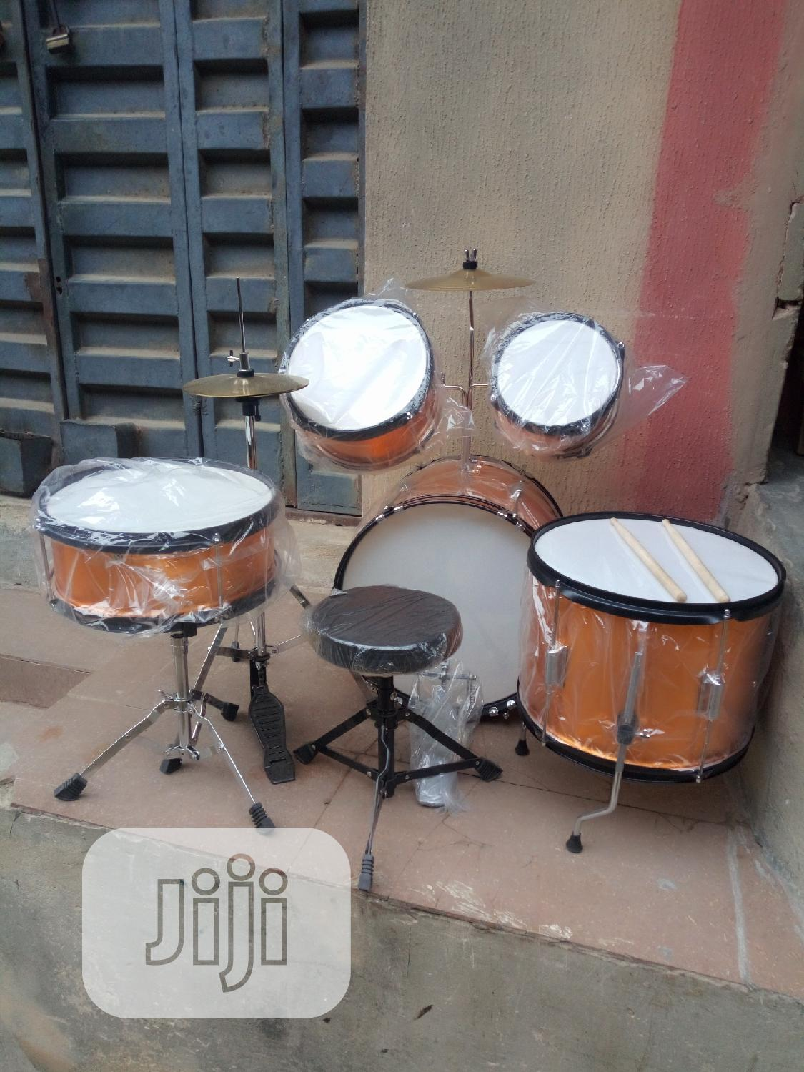 Tundra Children's Drum Set (5pc) | Musical Instruments & Gear for sale in Ojo, Lagos State, Nigeria