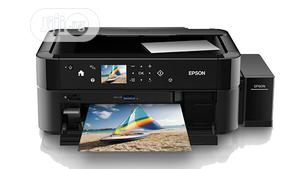 Epson L850 Photo All-In-One Ink Tank Printer | Printers & Scanners for sale in Lagos State, Ikeja