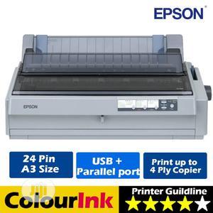 Epson LQ 2190 Dot Matrix Printer   Printers & Scanners for sale in Lagos State, Ikeja