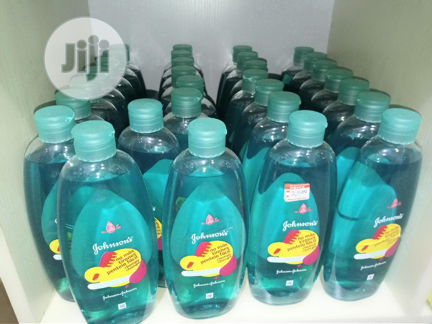 Johnson's Hair Shampoo For Kids And Adults