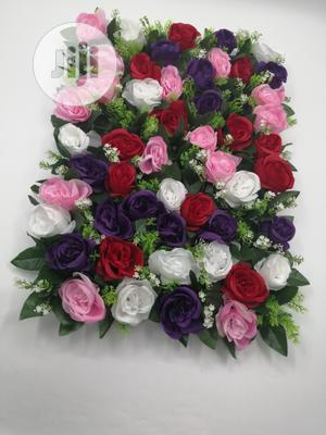 Beautiful Interior Rose Flower Frame | Garden for sale in Oyo State, Saki West