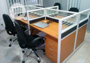Quality 4in1 Office Workstation Table | Furniture for sale in Kaduna State, Kaduna