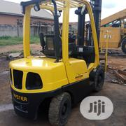 15 Units Well Maintained 3 Tonnes Hyster Forkilft   Heavy Equipment for sale in Lagos State, Ifako-Ijaiye