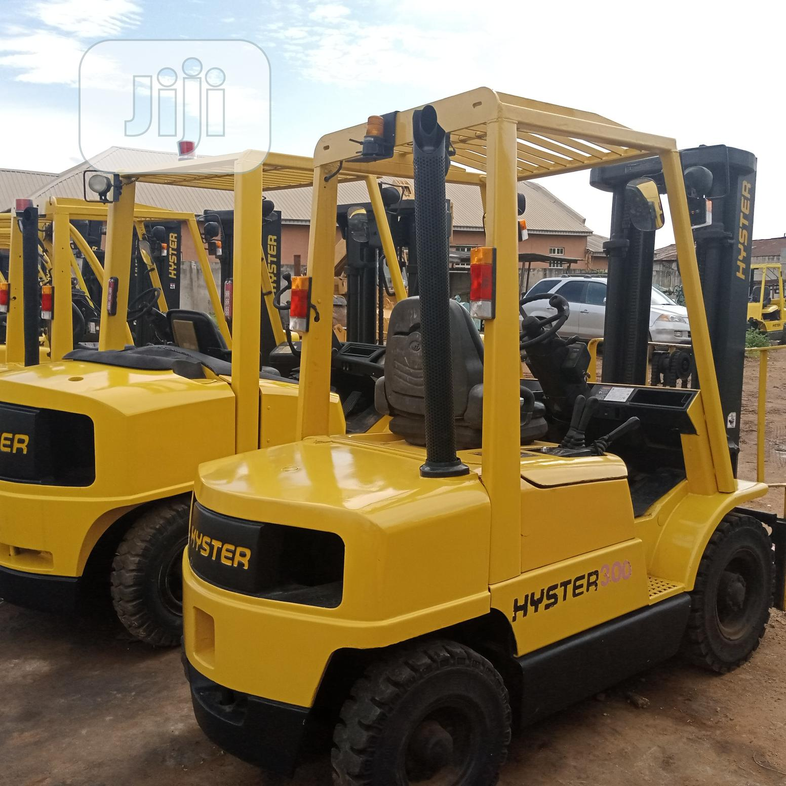 Archive: Clean And Well Maintained Forklifts For