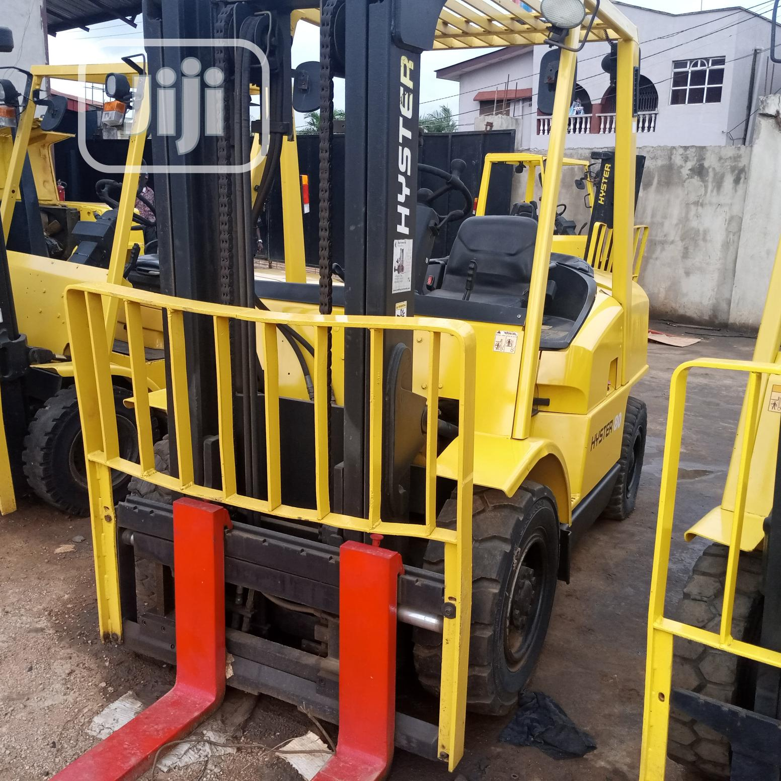 Archive: 3.7 Tonnes Forklift Well Mainatained And 100% Efficient