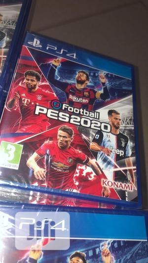 Pes 2020 Pes 20 Pro Evolution Soccer 2020 | Video Games for sale in Lagos State, Ikeja