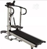3 In 1 Manual Treadmill | Sports Equipment for sale in Lagos State, Surulere