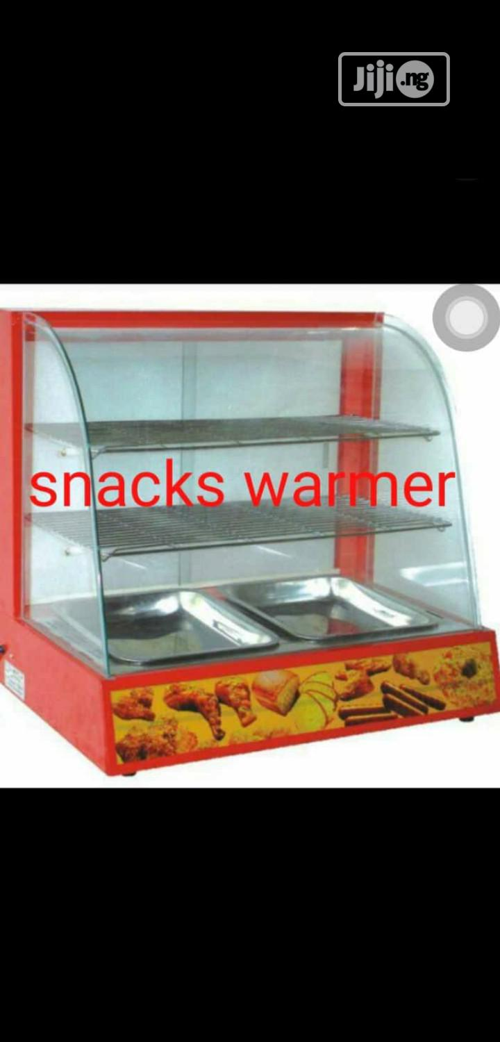 Archive: Snacks Warmer