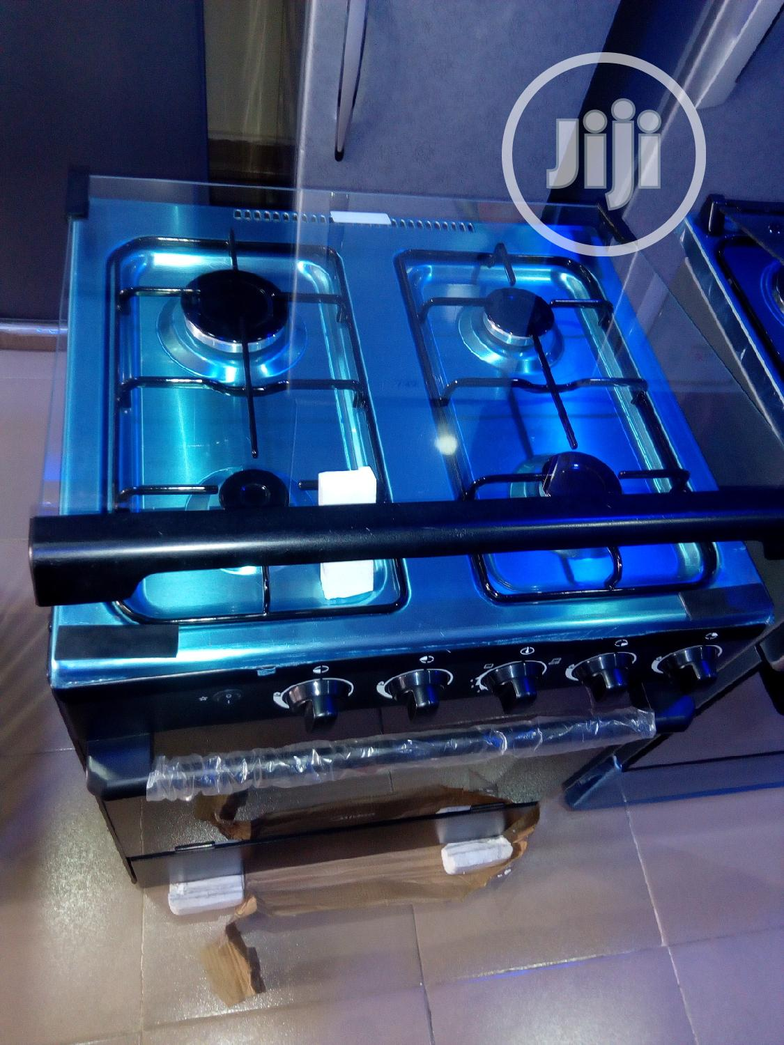 Midea 4 Burner Gas Cooker With Oven - Auto Ignition | Restaurant & Catering Equipment for sale in Ojo, Lagos State, Nigeria