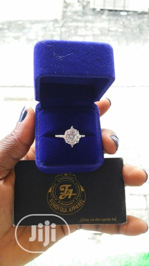 Silver Engagement Proposal Ring | Wedding Wear & Accessories for sale in Lagos State, Ajah