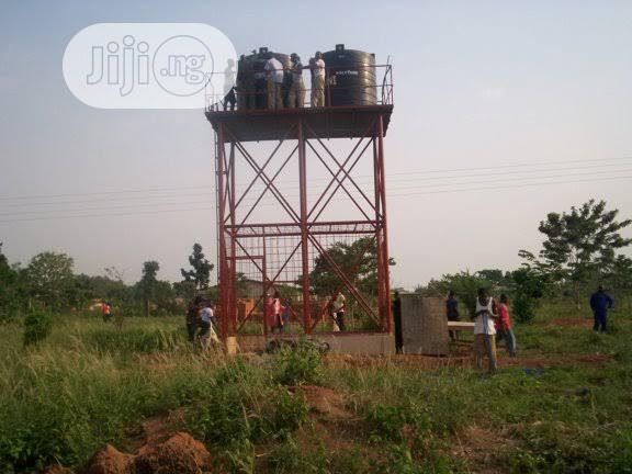 Archive: Call For Your Tank Tower Now