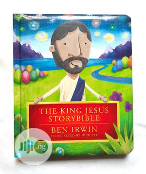 King Jesus Baby Bible   Books & Games for sale in Lagos State, Victoria Island