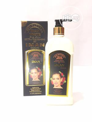 IMAN White Lotion | Skin Care for sale in Lagos State, Ajah