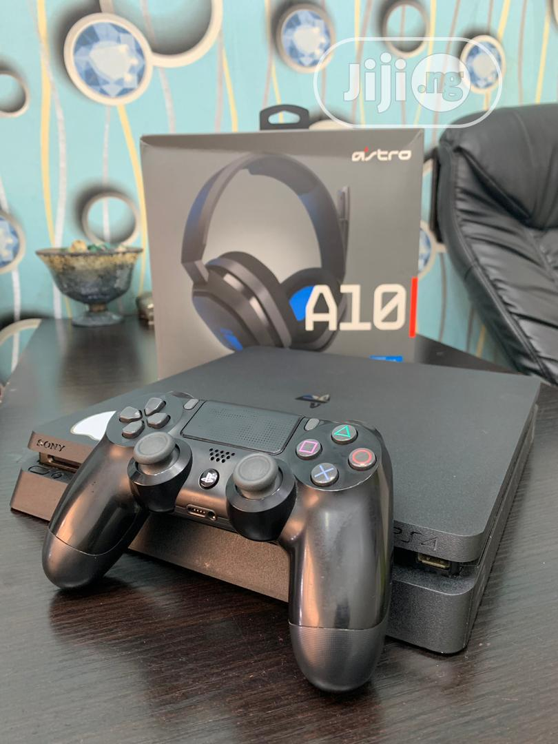 Ps4 Slim 500gb With Red Dead II | Video Game Consoles for sale in Ikeja, Lagos State, Nigeria