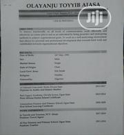 Company Secretary At Arik Air | Travel & Tourism CVs for sale in Lagos State, Ikeja