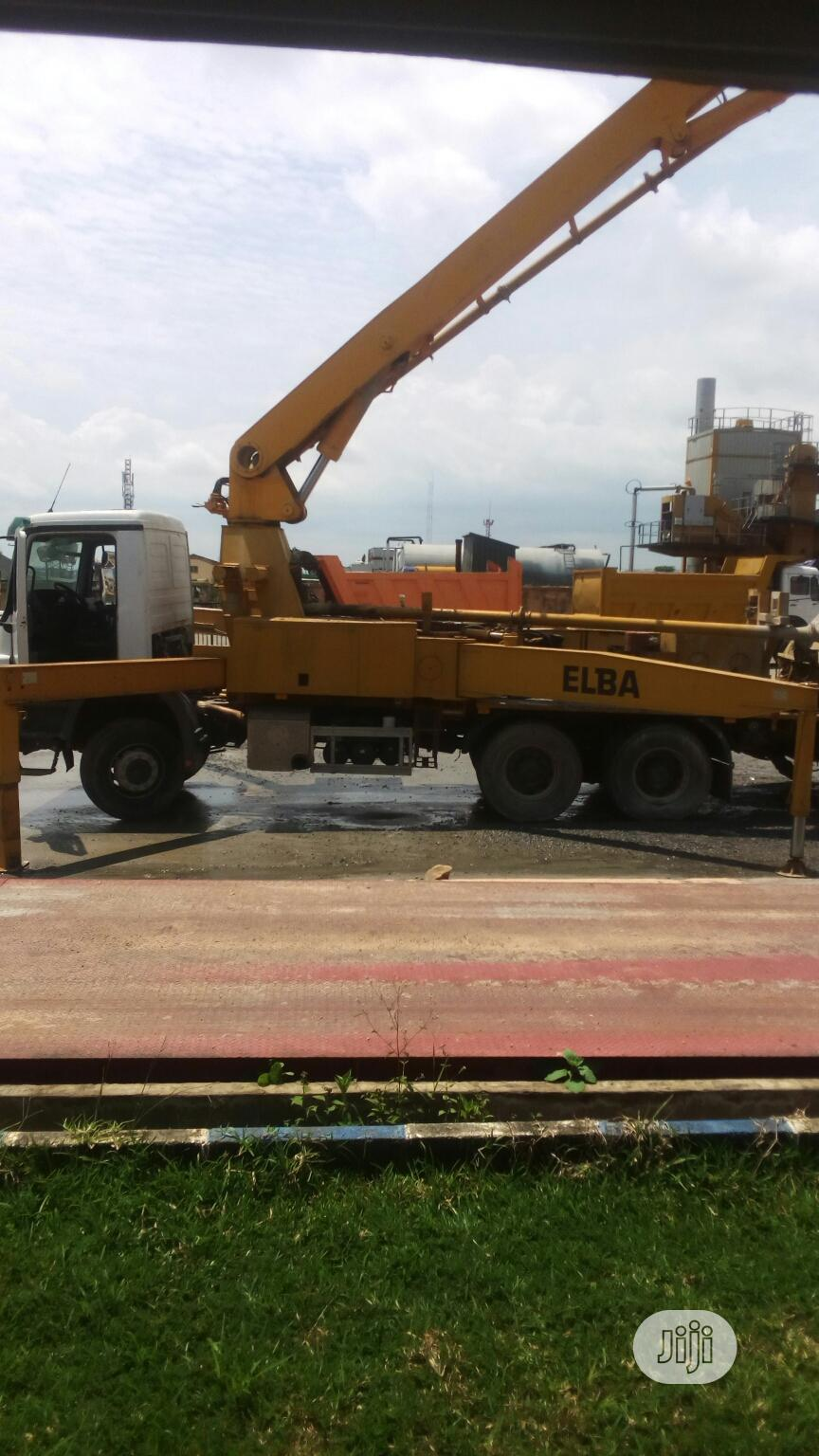 Archive: Supply Of Ready Mix Concrete
