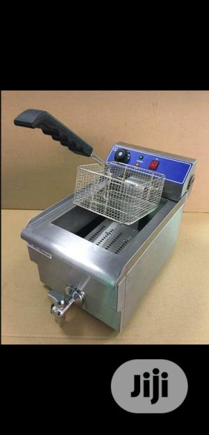 10 Ltrs. Electric Fryer   Restaurant & Catering Equipment for sale in Lagos State, Shomolu
