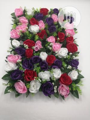Purple Interior Rose Flower Frame | Garden for sale in Delta State, Warri