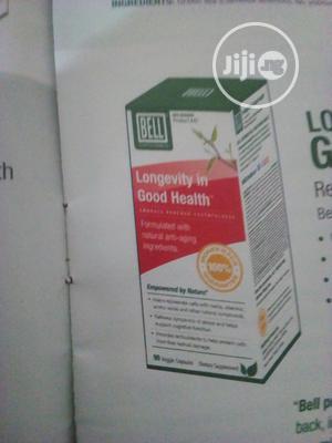 Bell Longevity In Good Health   Vitamins & Supplements for sale in Lagos State, Apapa