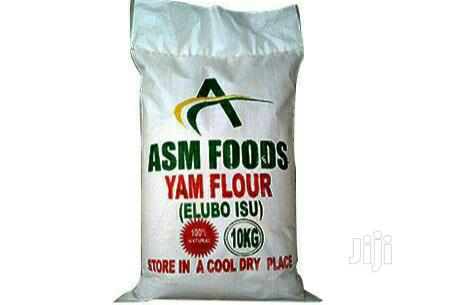 Yam Flour (Elubo) 10kg