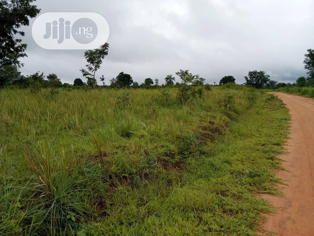 Land In A Secured Commercial Area In Lekki Phase 1. For Lease