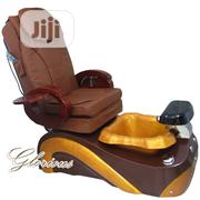 Pedicure Seat LZY-9865A | Salon Equipment for sale in Lagos State, Surulere