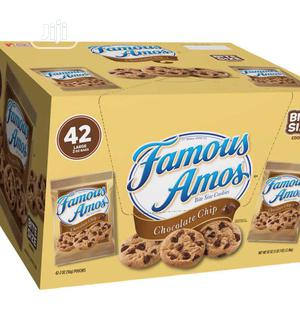 Famous Amos Cookies Bites Size 42packs | Meals & Drinks for sale in Lagos State, Lagos Island (Eko)