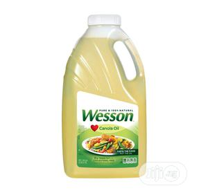 Wesson Pure Canola Oil 4.75litrs | Meals & Drinks for sale in Lagos State, Lagos Island (Eko)