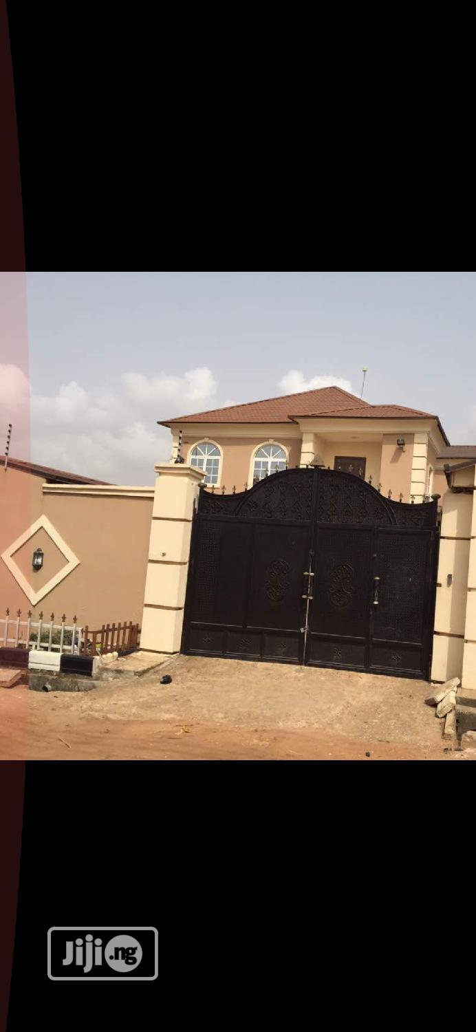 7 Bedroom Mansion At Oke Aro 4 Sale With C Of O On A Full Plot