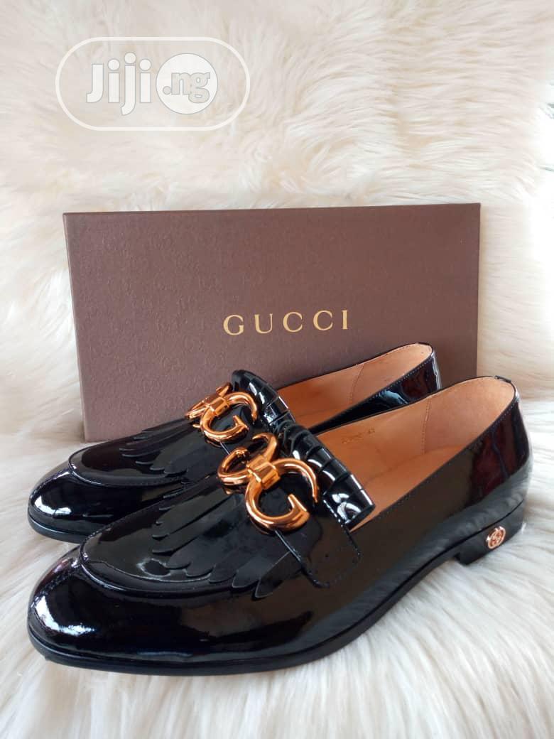 Size Gucci, Louboutin, Louis Half Shoe