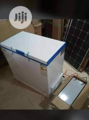 Solar Deep Freezer + Battery + Panel And Installation