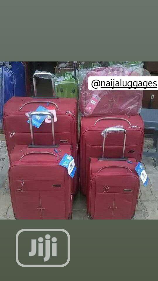 Sensamite Set of Five Luggage