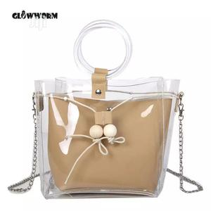 Chic Transparent Bags-Black Friday Sales   Bags for sale in Lagos State, Ikorodu